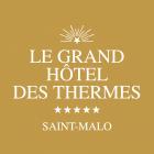 Le Grand Hôtel des Thermes酒店标志hotel logo