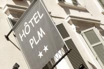 Logo de l'établissement Hôtel PLMhotel logo