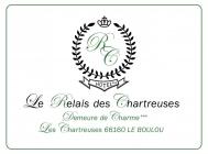 Logo de l'établissement Le Relais des Chartreuseshotel logo
