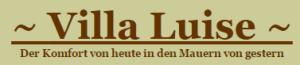 Villa Luise Hotel Logohotel logo