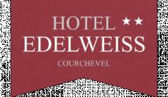 Hôtel Edelweiss логотип отеляhotel logo