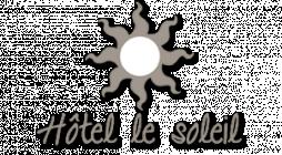 Logo de l'établissement Hôtel le Soleilhotel logo