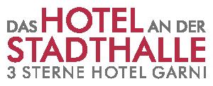 Das Hotel an der Stadthalle Hotel Logohotel logo