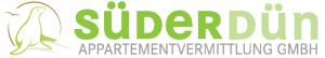 Appartementvermittlung Süderdün GmbH Hotel Logohotel logo