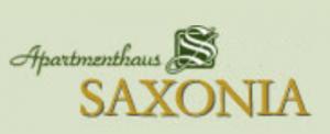 Apartmenthaus Saxonia hotel logohotel logo