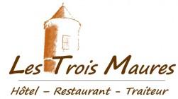 Logo de l'établissement Les Trois Maureshotel logo