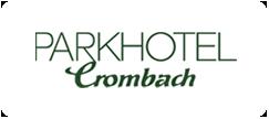 Parkhotel Crombach Hotel Logohotel logo