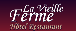 Logo de l'établissement Hôtel Restaurant La Vieille Fermehotel logo