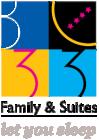 Bo33 Hotel **** Family & Suites hotel logohotel logo