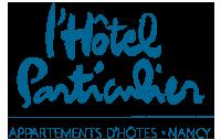 L'Hôtel Particulier hotel logohotel logo