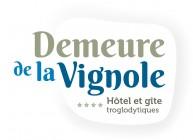 Logo de l'établissement Demeure de la Vignolehotel logo