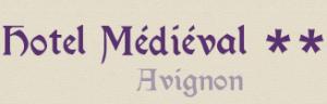 Logo de l'établissement Hôtel Médiévalhotel logo