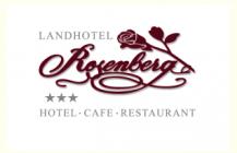 Landhotel Rosenberg Hotel Logohotel logo