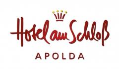 Hotel am Schloß Apolda Hotel Logohotel logo