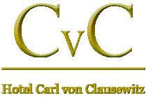 Hotel Carl von Clausewitz hotel logohotel logo
