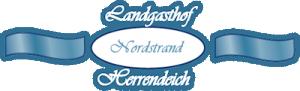 Landgasthof Herrendeich Hotel Logohotel logo