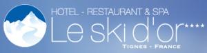 Logo de l'établissement SARL LE SKI D'OR Thomas BOULAIShotel logo