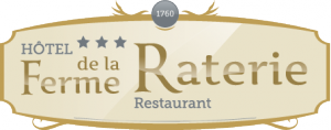 Logo de l'établissement Hôtel Ferme de la Rateriehotel logo