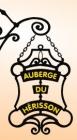 Auberge du Hérisson hotel logohotel logo