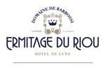 Logo de l'établissement L'Ermitage du Riouhotel logo