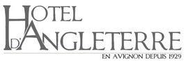 Hôtel d'Angleterre hotel logohotel logo