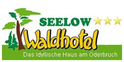 Land-gut-Hotel Waldhotel Seelow Hotel Logohotel logo