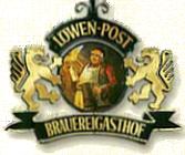 Brauereigasthof Löwen - Post Hotel Logohotel logo