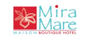 logo hotel Maison Miramare Boutique Hotelhotel logo