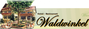 Hotel Waldwinkel Hotel Logohotel logo
