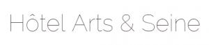 Logo de l'établissement Hôtel Arts Et Seinehotel logo
