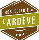 Logo de l'établissement Hostellerie de l´Ardèvehotel logo