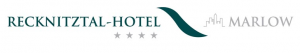 Recknitztal-Hotel Marlow hotel logohotel logo