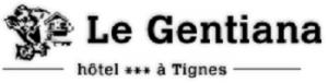 Hotel Gentiana hotel logohotel logo