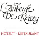 Auberge de Nicey hotel logohotel logo
