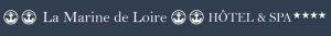 Logo de l'établissement Hôtel et Spa La Marine de Loirehotel logo