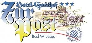 Hotel zur Post Bad Wiessee hotel logohotel logo