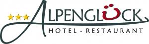 Hotel & Restaurant Alpenglück Hotel Logohotel logo