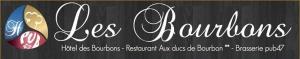 Logo de l'établissement Hôtel Des Bourbonshotel logo