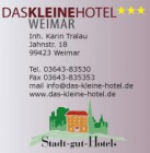 Stadt-gut-Hotel Das Kleine Hotel hotel logohotel logo
