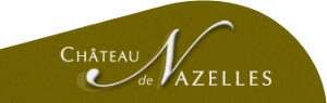 Logo de l'établissement Le Chateau De Nazelleshotel logo