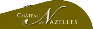 Le Chateau De Nazelles hotel logohotel logo