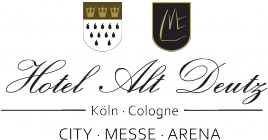 Hotel Alt Deutz City-Messe-Arena hotel logohotel logo