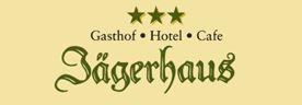 Hotel Gasthof Cafe Jägerhaus Hotel Logohotel logo