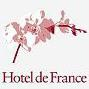 Hotel de France Hotel Logohotel logo