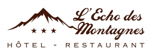 Logo de l'établissement L'Echo des Montagneshotel logo
