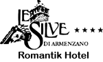 logo hotel Romantik Hotel Le Silve di Armenzanohotel logo