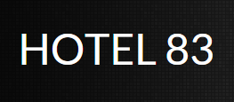 Hotel 83 hotel logohotel logo