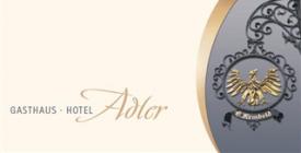Gasthaus-Hotel Adler Hotel Logohotel logo