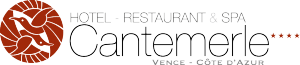 Logo de l'établissement HOTEL SPA & RESTAURANT CANTEMERLE****hotel logo