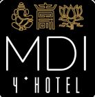 Logo de l'établissement Manoir des Indeshotel logo